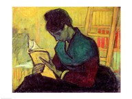 The Novel Reader, 1888
