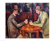 The Card Players, 1893-96 Art