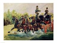 Alphonse de Toulouse-Lautrec-Monfa  Fine Art Print