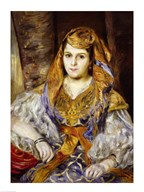 Algerian Woman, 1870 Art
