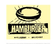 Hamburger, c. 1985-1986