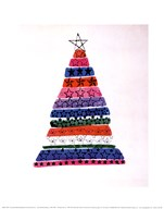 Christmas Tree, ca. 1950-1955 (multi)  Fine Art Print