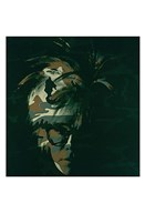 Self-Portrait, 1986 (brown camo)