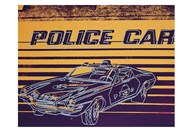 Police Car, 1983