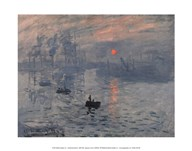 Impression, Sunrise Art