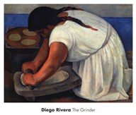 The Grinder (la molendera), 1926 Art