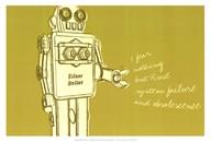 Lunastrella Robot No. 1  Fine Art Print