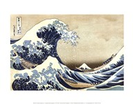 The Great Wave at Kanagawa  Fine Art Print