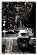 Streets of San Francisco  Fine Art Print