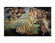 The Birth of Venus Art
