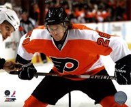 Claude Giroux 2010-11 Action Art