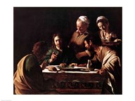 Supper at Emmaus, 1606 Art