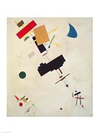 Suprematist Composition No.56  Fine Art Print