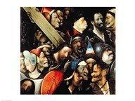 The Carrying of the Cross  Fine Art Print