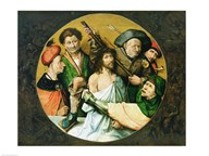Christ Crowned with Thorns, 1510  Fine Art Print