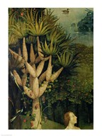 The Tree of the Knowledge of Good and Evil, detail from the right panel of The Garden of Earthly Delights, c.1500 Art