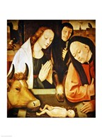 Adoration of the Shepherds Art