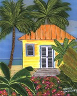 Coconut Cottage - mini Art