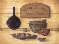 Good Friends  Fine Art Print