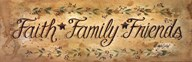 Faith*Family*Friends Art