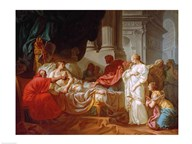 Antiochus and Stratonice, 1774  Fine Art Print