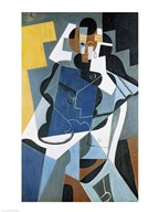 Figure of a Woman, 1917 Art
