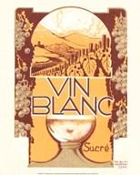 Vin Blanc Sucre  Fine Art Print