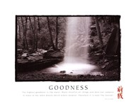 Goodness - Waterfall  Fine Art Print
