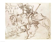 Death Riding, 1505 Art