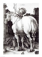 The Large Horse, 1509 Art