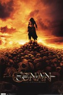 Conan - The Barbarian  Wall Poster