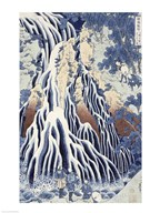 Kirifuri Fall on Kurokami Mount  Fine Art Print