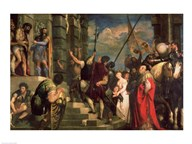 Ecce Homo, 1543 Art