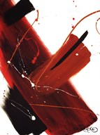 Abstract Cabernet Art