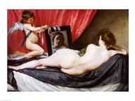 The Rokeby Venus  Fine Art Print