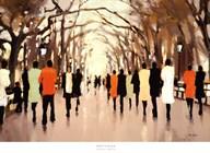 Poets Walk  Fine Art Print
