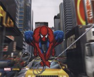 Spider-man Action Photo
