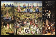 Garden of Earthly Delights Art