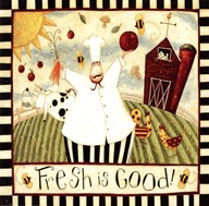 Fresh is Good!  Fine Art Print