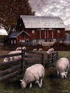 Shiloh Creek Farm  Fine Art Print