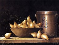 Pears & Crocks Art