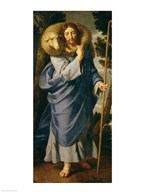 The Good Shepherd  Fine Art Print