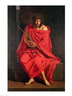 Jesus mocked  Fine Art Print