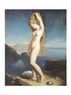 Venus Anadyomene Art