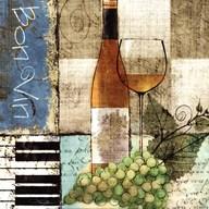 Bon Vin  Fine Art Print