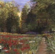 Field of Flowers Art