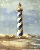 Lighthouse I Art