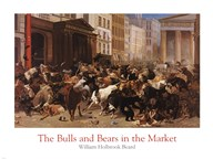 The Bulls and Bears in the Market