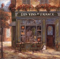Wine Shop Art
