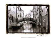 Waterways of Venice XVII  Fine Art Print